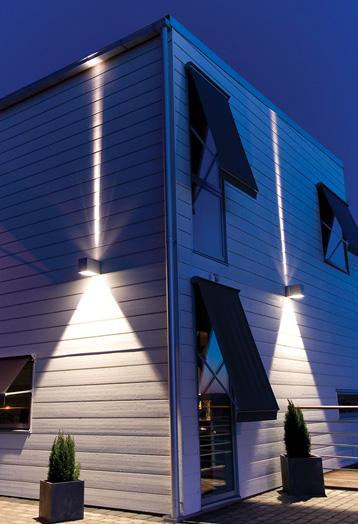Illuminazione per esterno - Studio Luce Lampadari