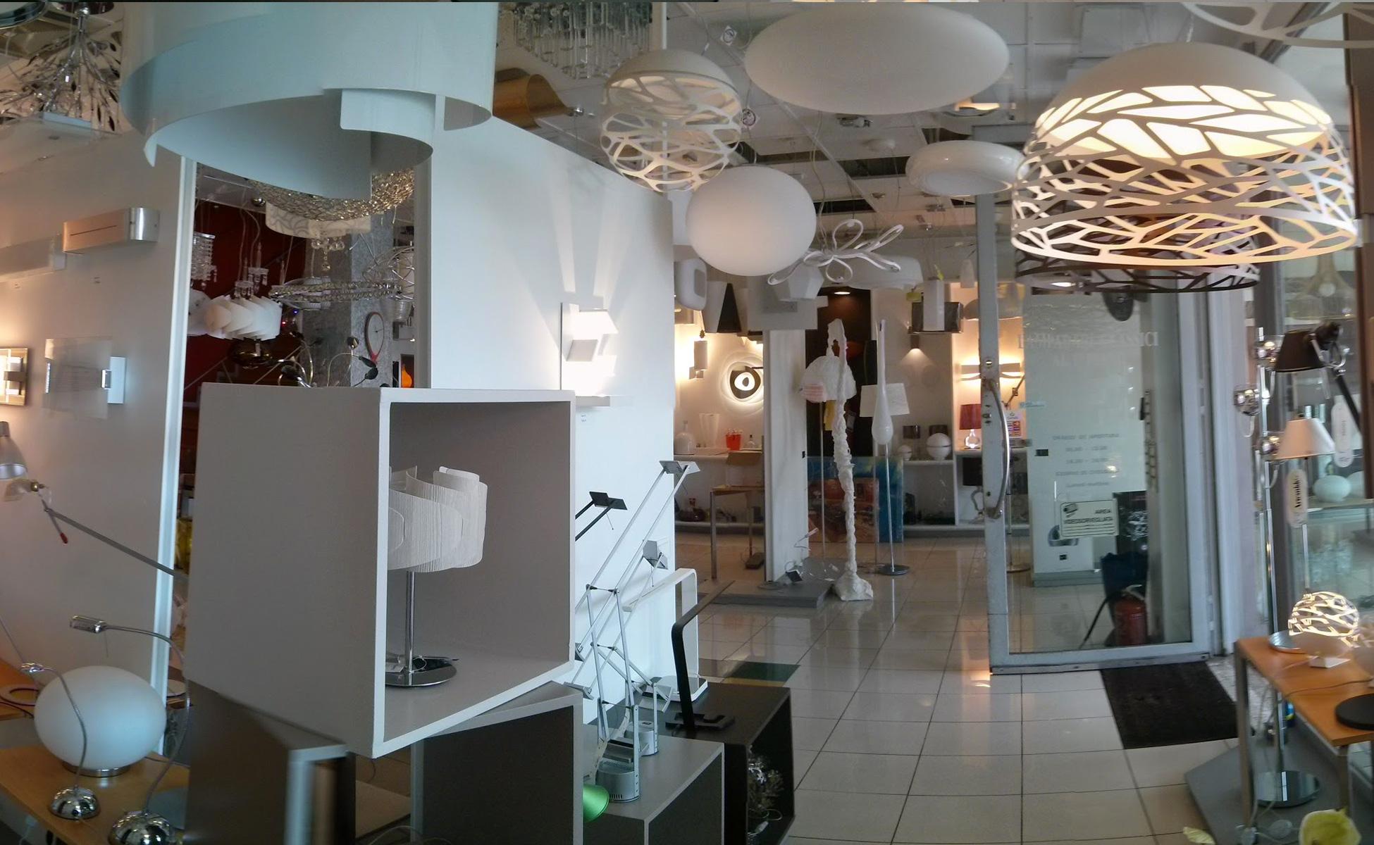 Progettazione illuminotecnica studio luce lampadari