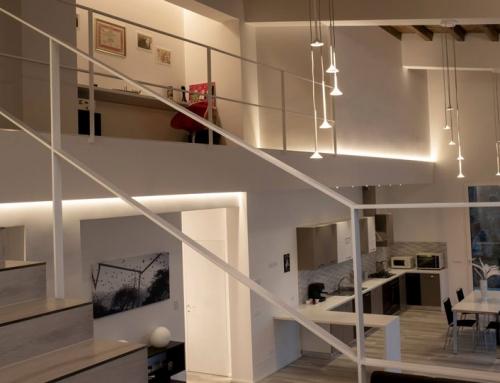 Abitazione Privata Sicilia, progettazione illuminotecnica